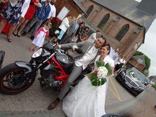 Le mariage de Aurore et Ludo