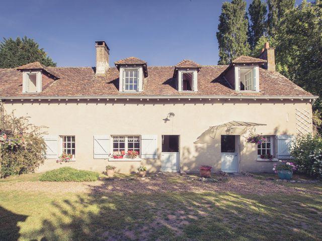 Le mariage de Nicolas et Laurie à Cerelles, Indre-et-Loire 1