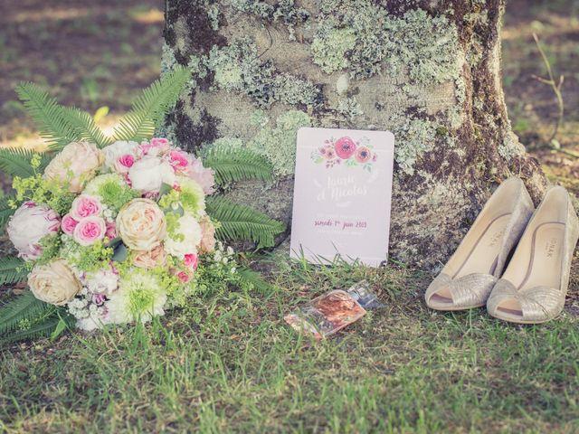 Le mariage de Nicolas et Laurie à Cerelles, Indre-et-Loire 6