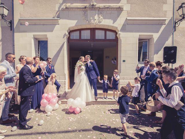 Le mariage de Nicolas et Laurie à Cerelles, Indre-et-Loire 33