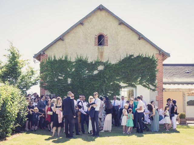 Le mariage de Nicolas et Laurie à Cerelles, Indre-et-Loire 37