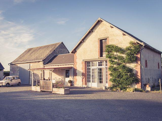 Le mariage de Nicolas et Laurie à Cerelles, Indre-et-Loire 52
