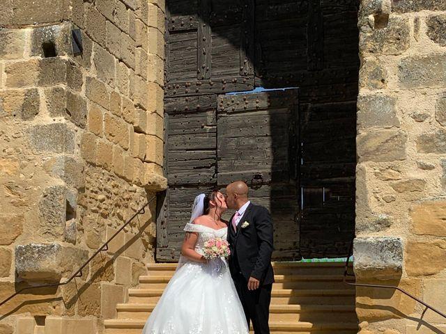 Le mariage de Gilles et Ophélie à Montseveroux, Isère 4