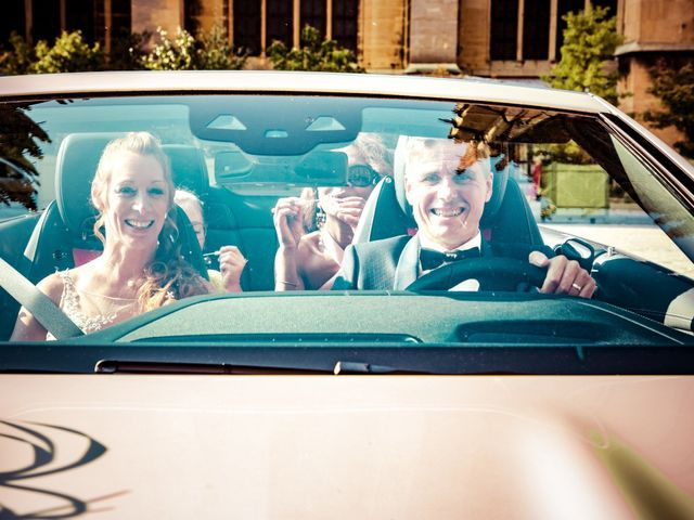 Le mariage de Thierry et Sabrina à Metz, Moselle 9