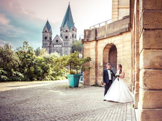 Le mariage de Thierry et Sabrina à Metz, Moselle 13