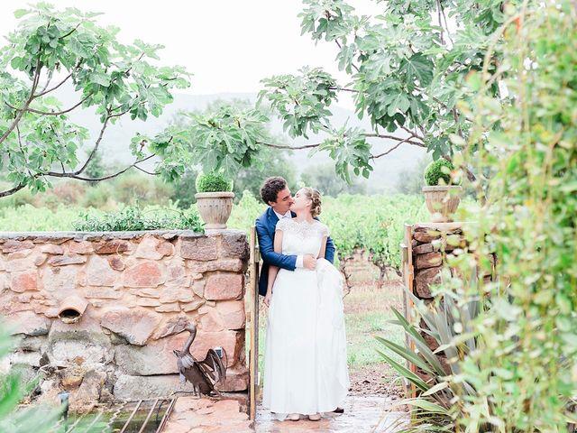 Le mariage de Laure et Mathieu