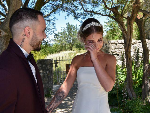 Le mariage de Ianis et Marina à Visan, Vaucluse 6