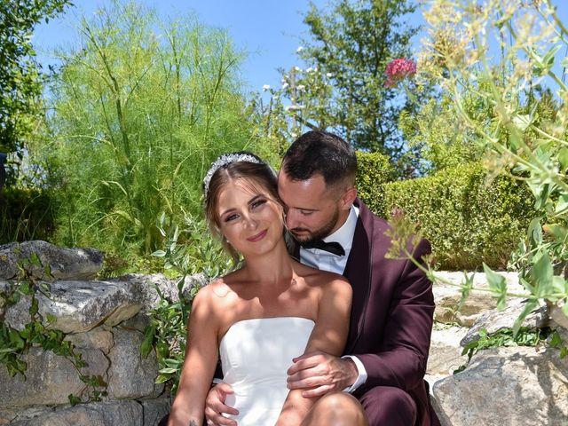Le mariage de Ianis et Marina à Visan, Vaucluse 7