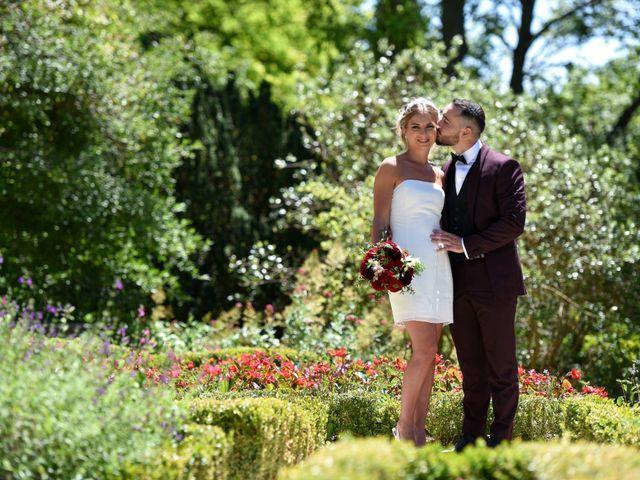 Le mariage de Ianis et Marina à Visan, Vaucluse 8