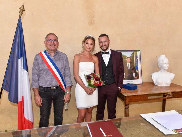 Le mariage de Ianis et Marina à Visan, Vaucluse 12
