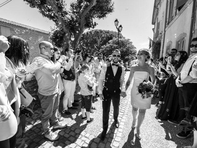Le mariage de Ianis et Marina à Visan, Vaucluse 13