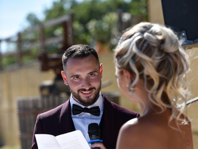 Le mariage de Ianis et Marina à Visan, Vaucluse 20