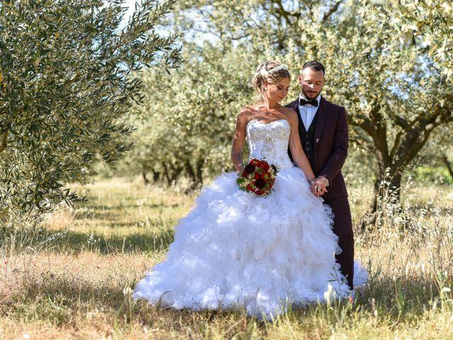 Le mariage de Ianis et Marina à Visan, Vaucluse 23