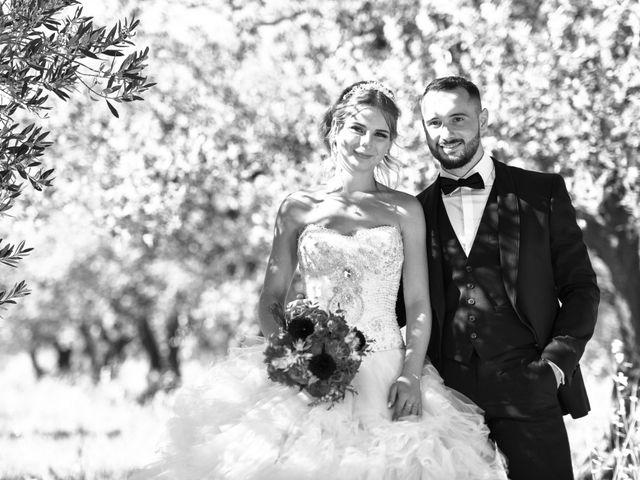 Le mariage de Ianis et Marina à Visan, Vaucluse 25