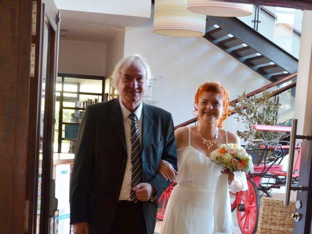 Le mariage de Benjamin et Stéphanie à Roquebrune-sur Argens, Var 7
