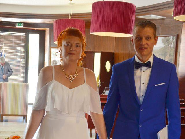 Le mariage de Benjamin et Stéphanie à Roquebrune-sur Argens, Var 13