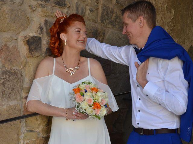 Le mariage de Benjamin et Stéphanie à Roquebrune-sur Argens, Var 20