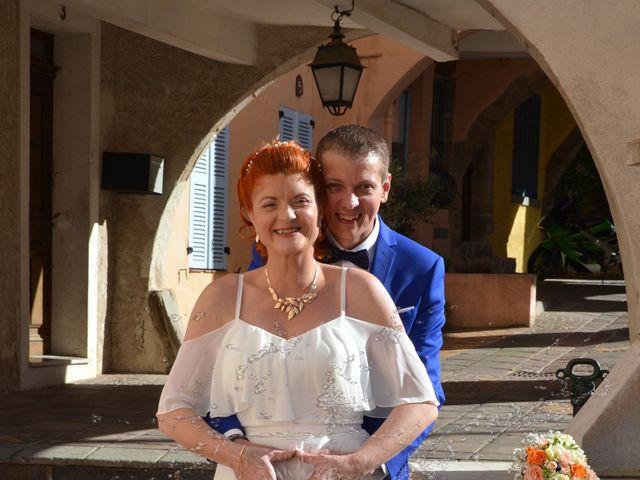 Le mariage de Benjamin et Stéphanie à Roquebrune-sur Argens, Var 22