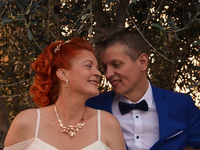 Le mariage de Benjamin et Stéphanie à Roquebrune-sur Argens, Var 24