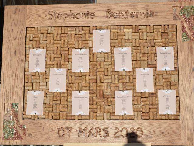 Le mariage de Benjamin et Stéphanie à Roquebrune-sur Argens, Var 30