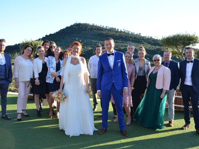 Le mariage de Benjamin et Stéphanie à Roquebrune-sur Argens, Var 33