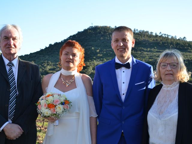 Le mariage de Benjamin et Stéphanie à Roquebrune-sur Argens, Var 34