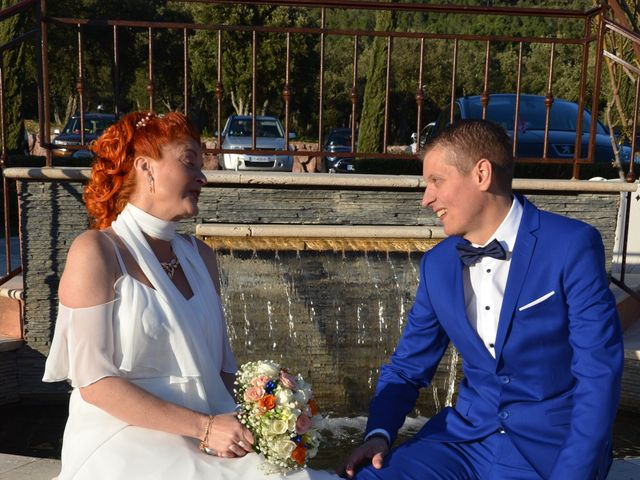 Le mariage de Benjamin et Stéphanie à Roquebrune-sur Argens, Var 36