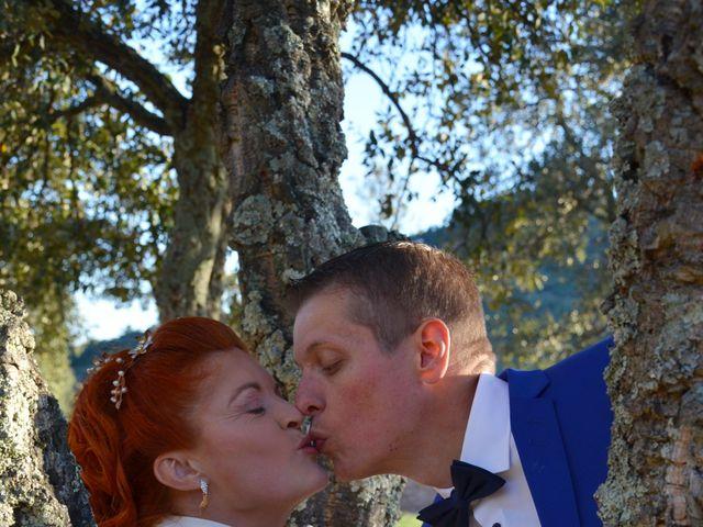 Le mariage de Benjamin et Stéphanie à Roquebrune-sur Argens, Var 38