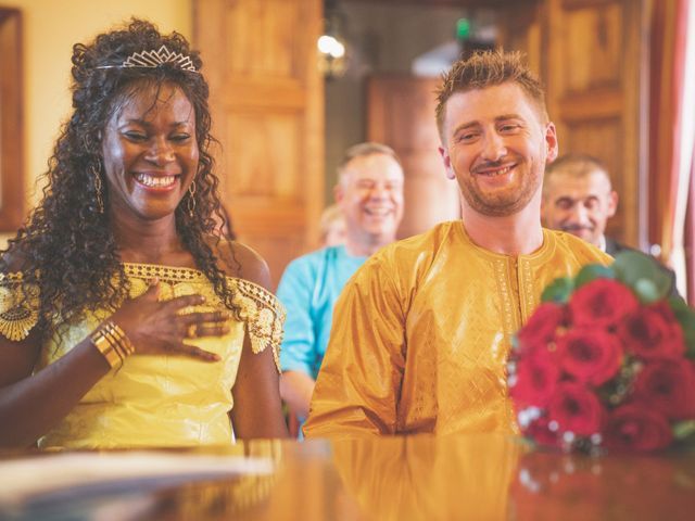 Le mariage de Anthony et Siga à Thonon-les-Bains, Haute-Savoie 7