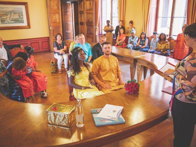 Le mariage de Anthony et Siga à Thonon-les-Bains, Haute-Savoie 11