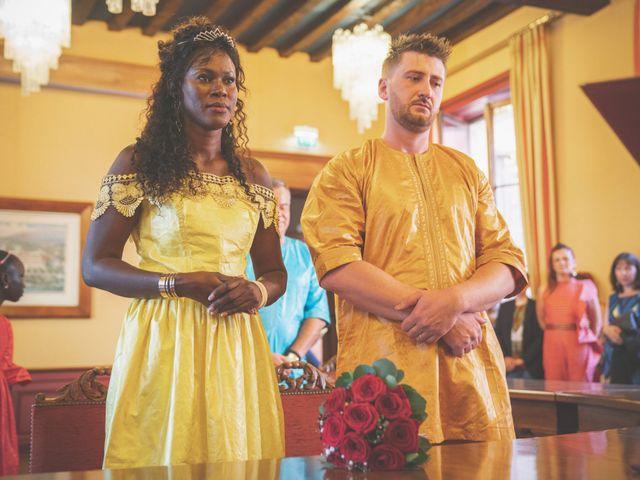 Le mariage de Anthony et Siga à Thonon-les-Bains, Haute-Savoie 18
