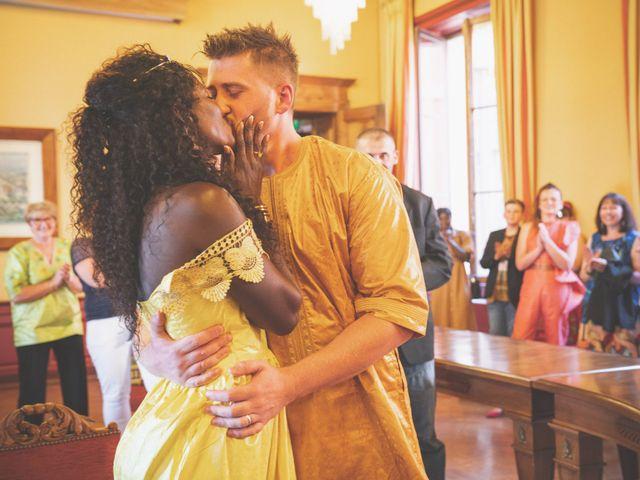 Le mariage de Anthony et Siga à Thonon-les-Bains, Haute-Savoie 19