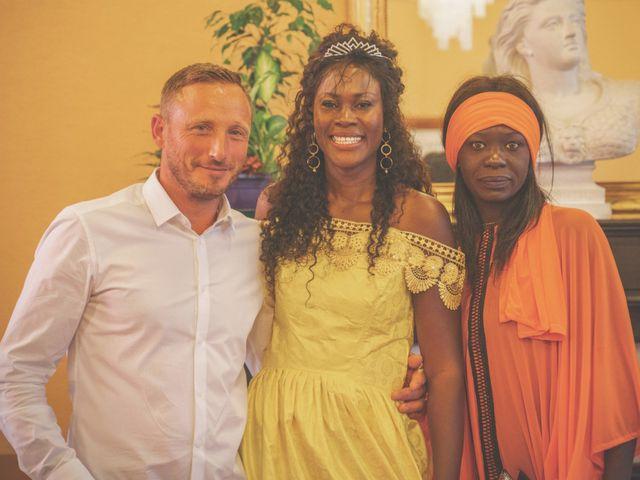 Le mariage de Anthony et Siga à Thonon-les-Bains, Haute-Savoie 35