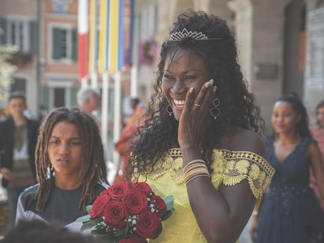 Le mariage de Anthony et Siga à Thonon-les-Bains, Haute-Savoie 43