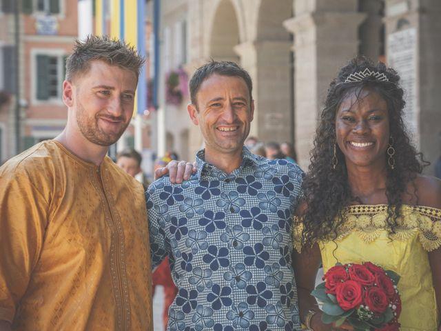 Le mariage de Anthony et Siga à Thonon-les-Bains, Haute-Savoie 44