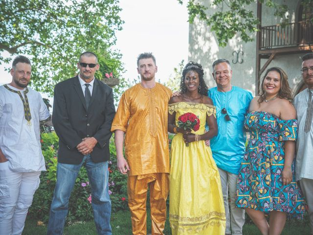Le mariage de Anthony et Siga à Thonon-les-Bains, Haute-Savoie 45