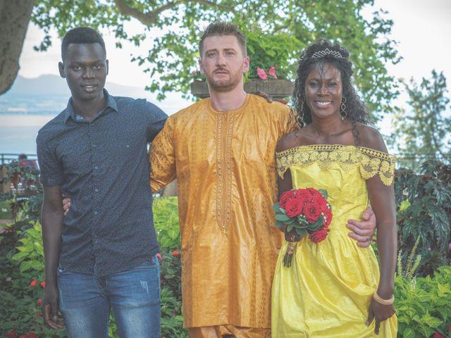 Le mariage de Anthony et Siga à Thonon-les-Bains, Haute-Savoie 56