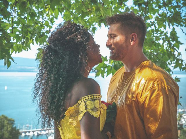 Le mariage de Anthony et Siga à Thonon-les-Bains, Haute-Savoie 1