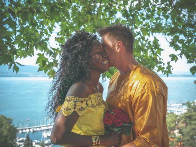 Le mariage de Anthony et Siga à Thonon-les-Bains, Haute-Savoie 61