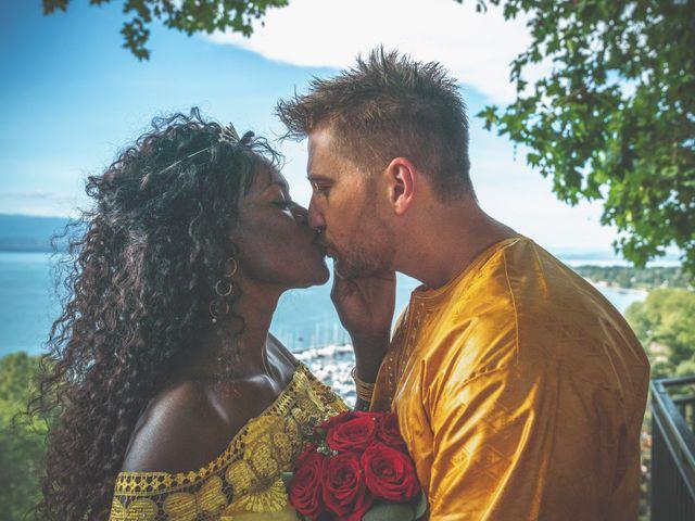 Le mariage de Anthony et Siga à Thonon-les-Bains, Haute-Savoie 62