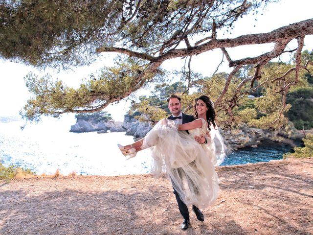 Le mariage de Ferdinand et Ileana à Le Pradet, Var 9