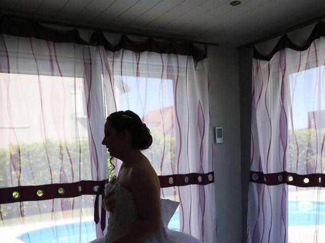 Le mariage de Romain et Coraline à Grandvillars, Territoire de Belfort 8