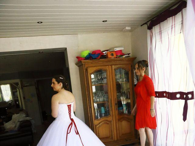 Le mariage de Romain et Coraline à Grandvillars, Territoire de Belfort 10