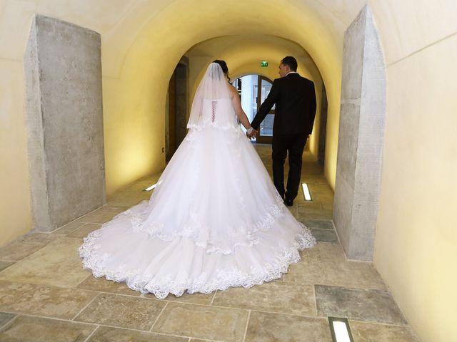 Le mariage de Romain et Coraline à Grandvillars, Territoire de Belfort 25