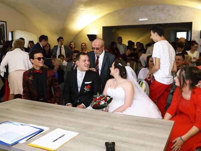Le mariage de Romain et Coraline à Grandvillars, Territoire de Belfort 26