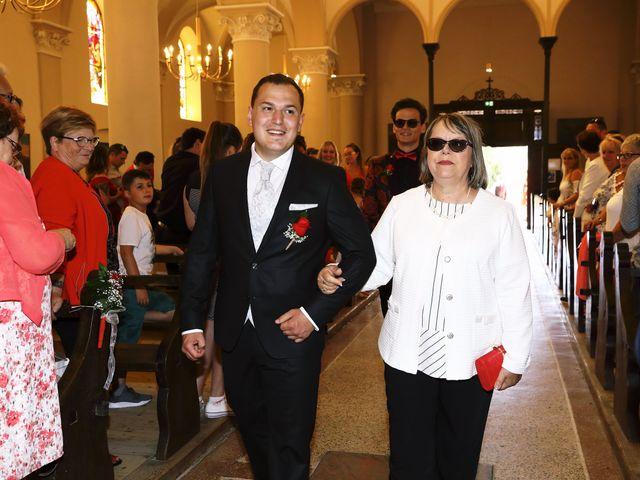 Le mariage de Romain et Coraline à Grandvillars, Territoire de Belfort 33