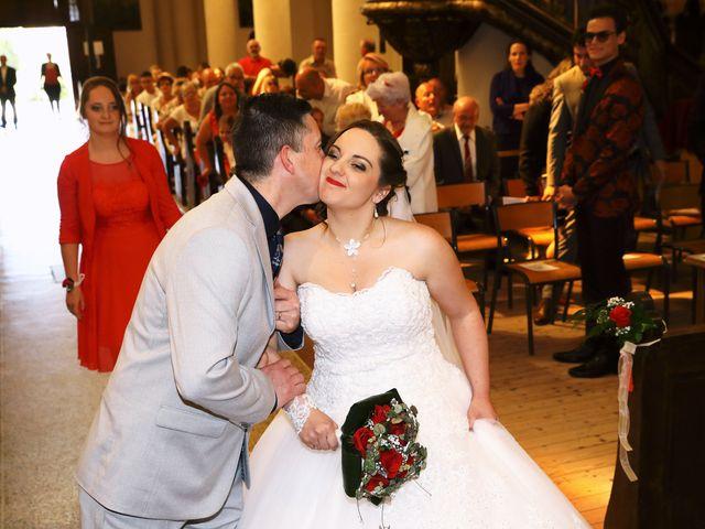 Le mariage de Romain et Coraline à Grandvillars, Territoire de Belfort 36