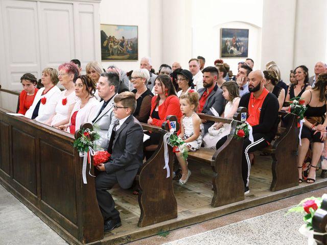 Le mariage de Romain et Coraline à Grandvillars, Territoire de Belfort 39