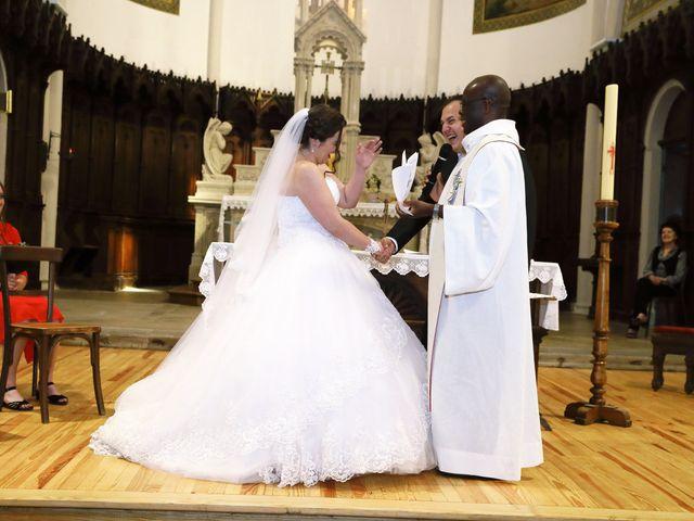 Le mariage de Romain et Coraline à Grandvillars, Territoire de Belfort 42