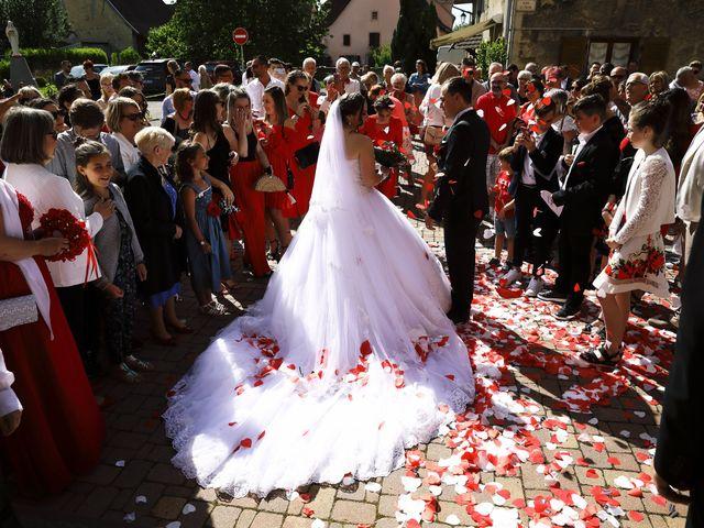 Le mariage de Romain et Coraline à Grandvillars, Territoire de Belfort 49